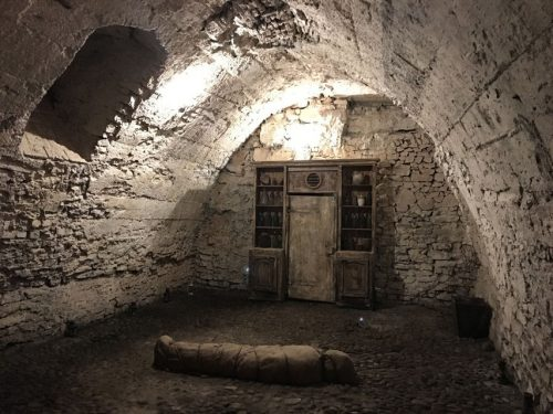 Old Town, Medieval Underground and Dungeon Tour