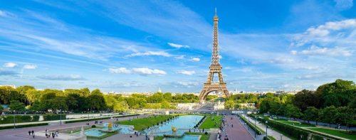 Paris, England