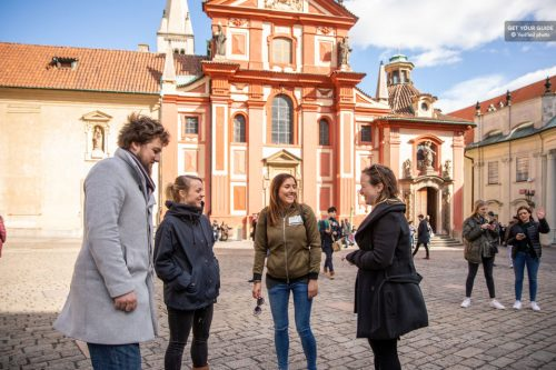 Prague Castle Small Group Tour