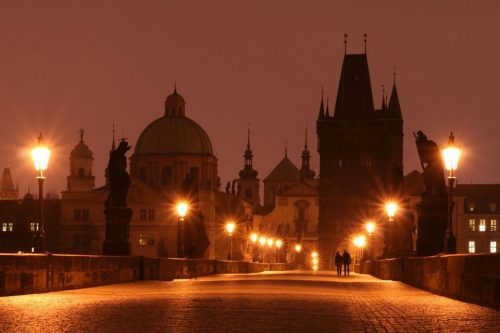 Prague Evening Walking Tour