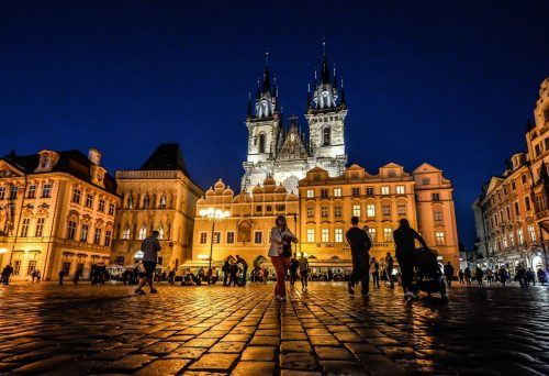 Prague Ghosts and Legends Walking Tour