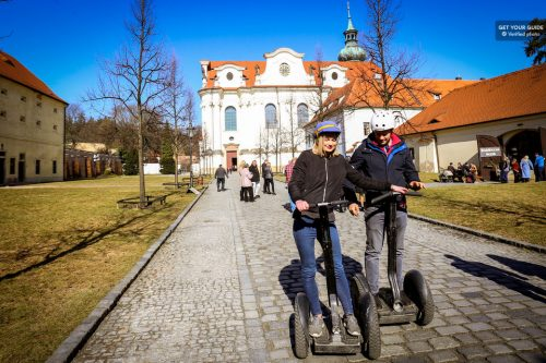 Prague Parks Small Group Segway Tour