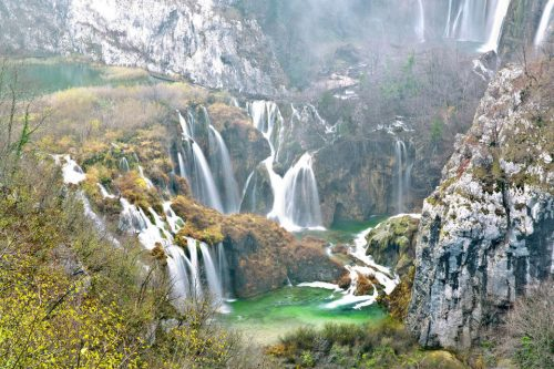 Private Tour of National Park Plitvice