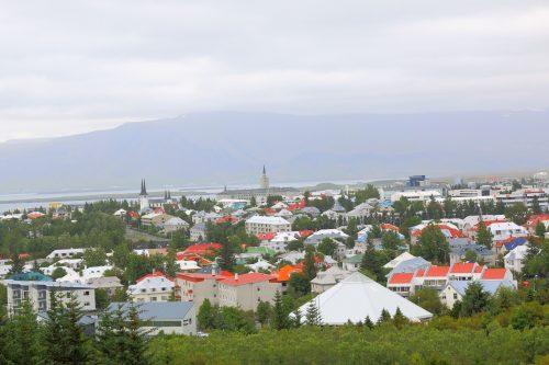 Reykjavik Population History