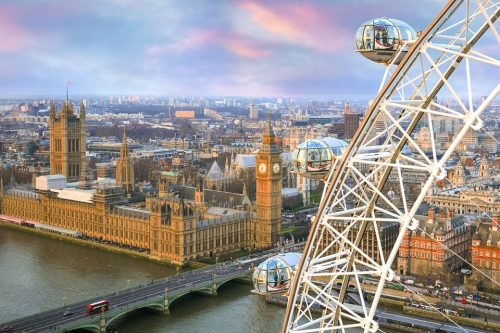 Ride the London Eye
