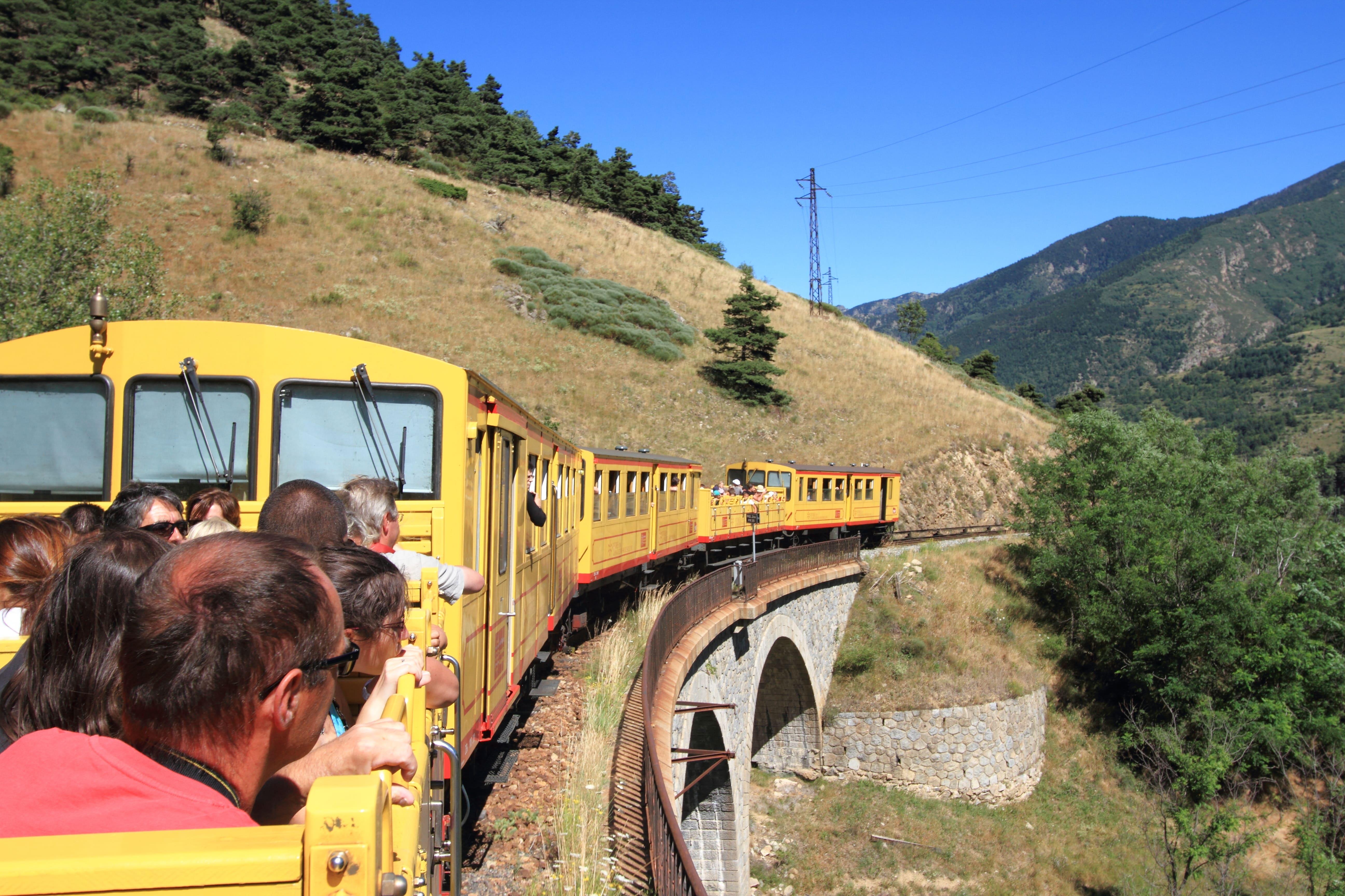 Ride the Petit Train