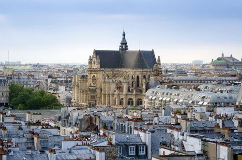 Saint Germain History