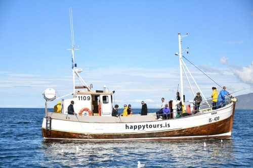 Sea Fishing Gourmet Tour