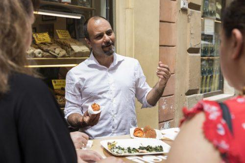 Secret Food Rome Tour
