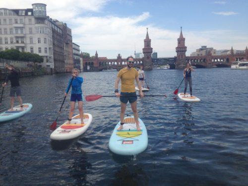 Stand-Up Paddle Boarding Tour