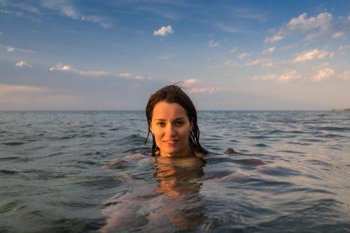 Swim in a FREE River Pool
