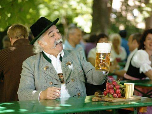 Taste Famous Bavarian Beer