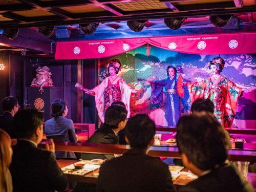 Tokyo Bay Dinner Cruise, Japan