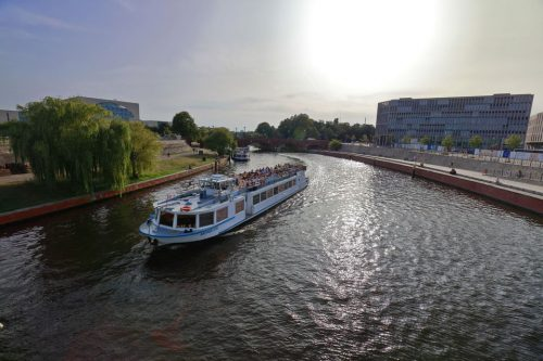 Treptow Bridge Cruise