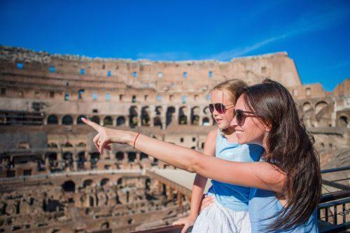 Underground Colosseum Tour