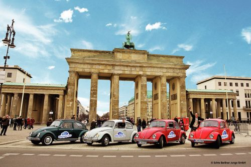VW Beetle Tour