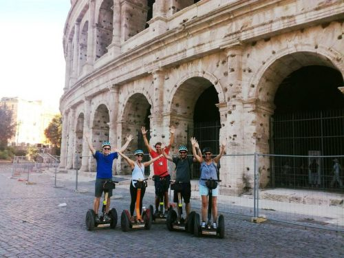 Vatican Tour and Ancient Rome Segway Combo