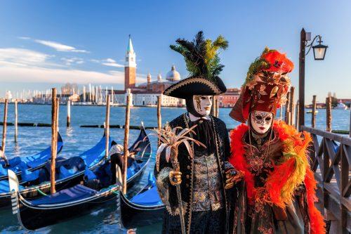 Venice Carnival History