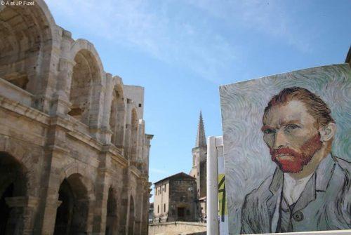 Visit Van Gogh's Road
