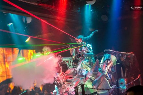 Watch an Epic Robot Show