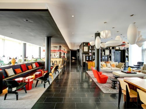 citizenM Paris Charles de Gaulle Airport
