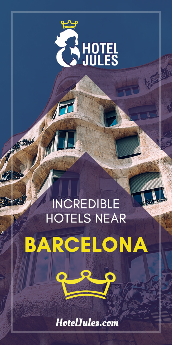 17 Best Hotels Near Barcelona Airport March 2021 Hotel Jules