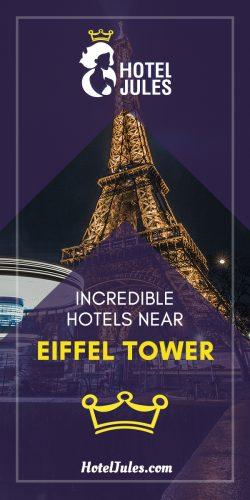 17 Amazing HOTELS NEAR Eiffel Tower [[date]!]