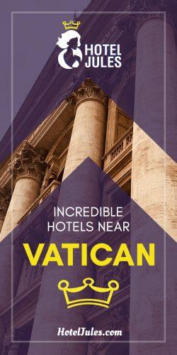 17 Best HOTELS NEAR the Vatican [[date]!]