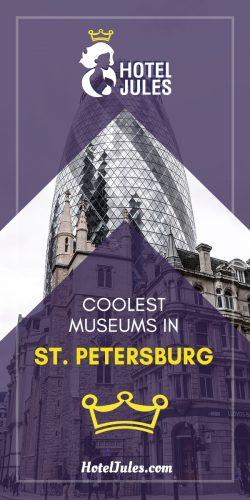 15 BEST Museums in St. Petersburg [[date]]