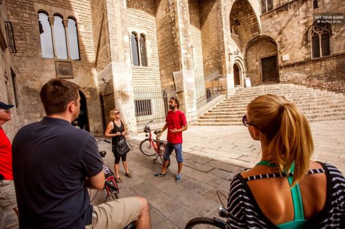 Barcelona 3-hour Bike Tour