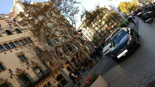 Barcelona Private Car Tour
