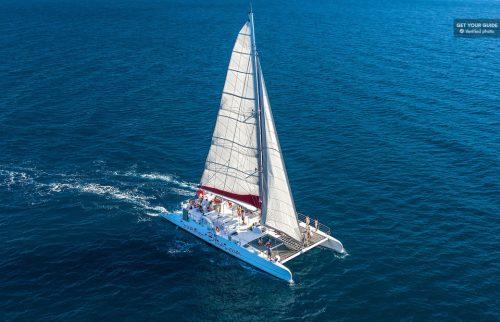 Catamaran Cruise toBrač Island