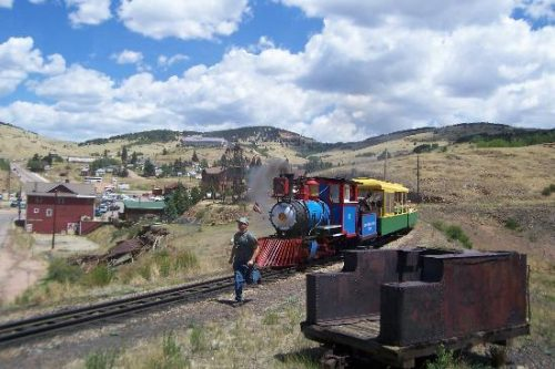 Cripple Creek and Victor Narrow Gauge Railroad - Photo credit - TripAdvisor