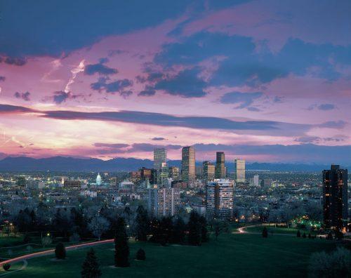 Denver City Tour