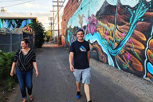 Graffiti and Cannabis Tour