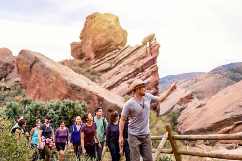 Half-day Rocky Mountain Tour