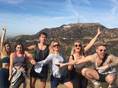 Hike the Hollywood Hills at Sunset