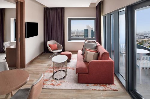 Holiday Inn – Dubai Festival City