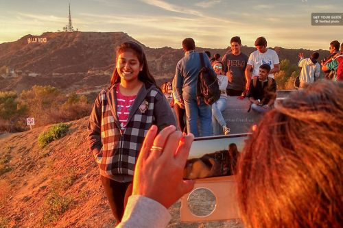 Hollywood Sign Hiking Tour