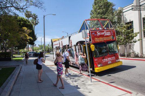 Hop-on-hop-off Bus Tour