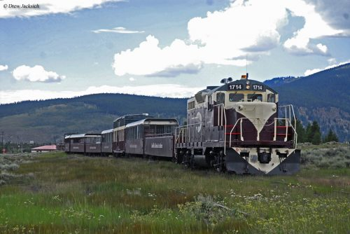Leadville, Colorado and Southern Railroad - Photo credit (american-rails.com)