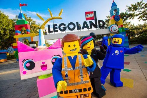 Legoland California, USA (Photo credit - viator.com)