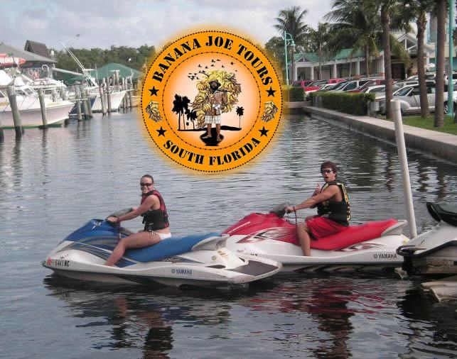Miami Jet Ski Tour, USA