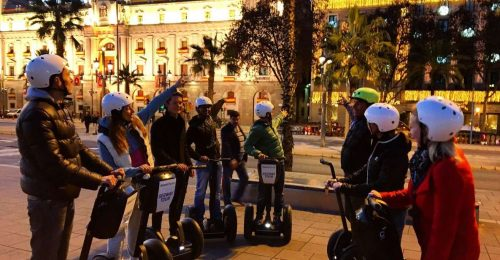 Nighttime Segway Group Tour