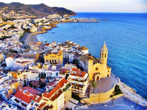 Private Sitges Day Trip