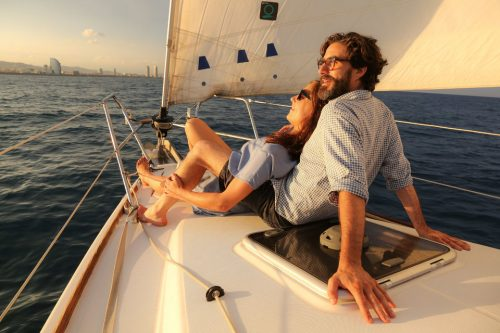 Private Sunset Sailing Cruise