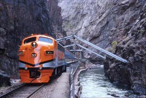 Royal Gorge Route Railroad - Photo credit (TripAdvisor)