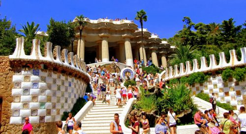 Sagrada Familia & Park Güell Guided Tour