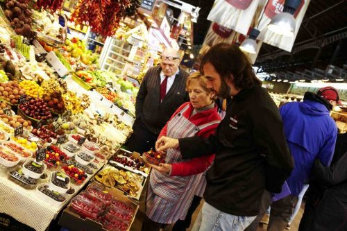 Spanish Cooking Class & Boqueria Market Tour