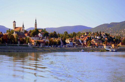 Cruise to Szentendre, Budapest